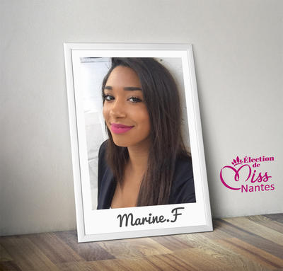 Election Miss Nantes MARINE F